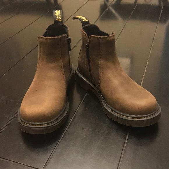 0329a60006e5c Dr. Martens Shoes | Boys Dr Martens Banzai Pull On Boot | Poshmark